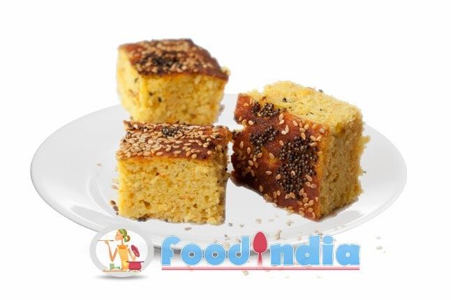 Gujarati Special Spicy Farsan Handva Recipe