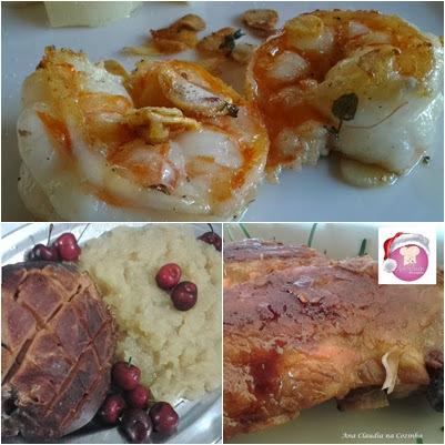 torta de alho poró portuguesa