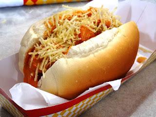 molho para hot dog tipo maionese