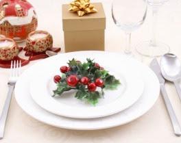 Tenha uma ceia de Natal mais saudável
