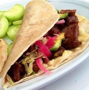 Comida Mexicana: Receita de Tacos mexicanos e 'como fazer tortillas mexicanas de milho'