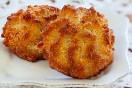 Receta de galletas de coco rallado super facil y riquisimas