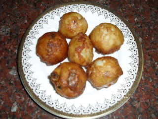 Finger Food For The New Year Party - Kuzhi Paniyaaram
