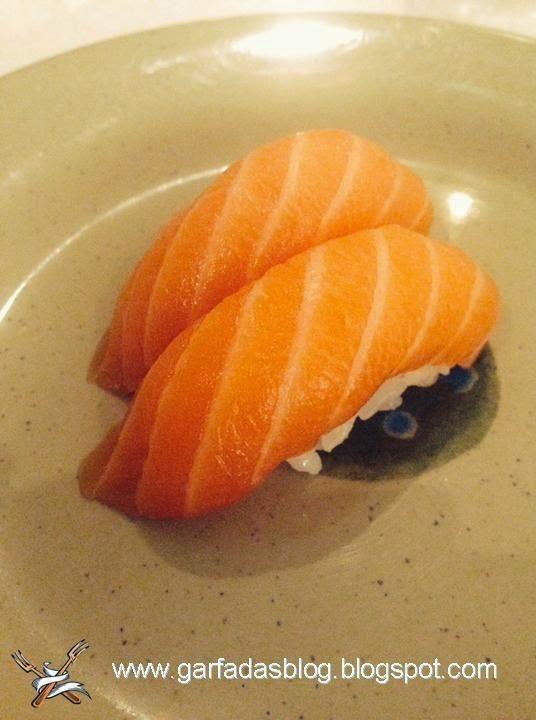 Wa: O famoso sushi da esteira