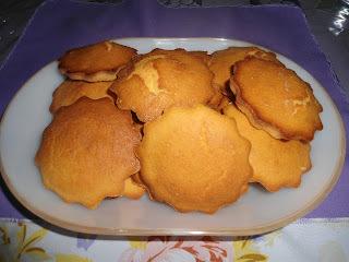 Broinha de coco