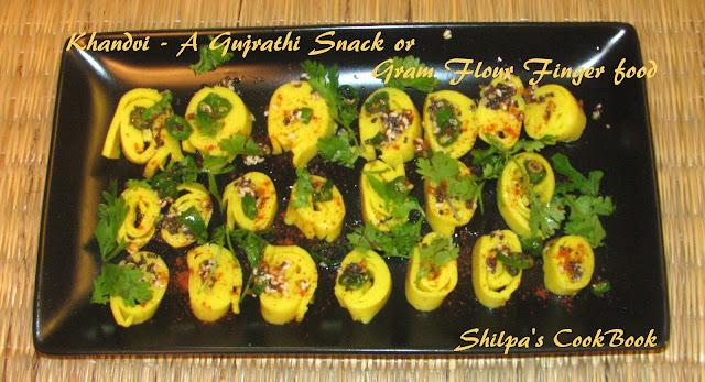 """Khandvi"" - A Gujrathi Snack also known as Gram Flour Finger Food"