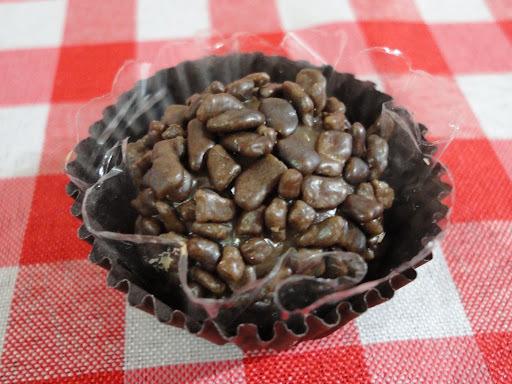 Brigadeiro gourmet de nutella