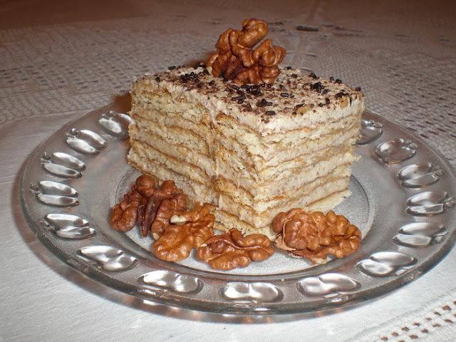 Mamina keks torta