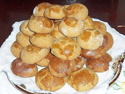 biscoitos de semola de milho