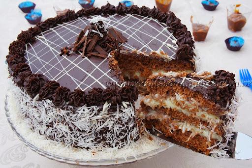 como deixar o bolo de festa molhadinho