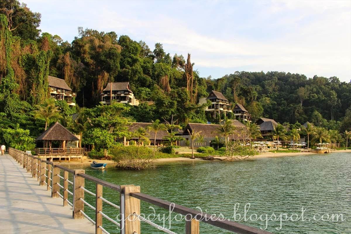 Hotel Review: Gaya Island Resort, Sabah, Malaysia