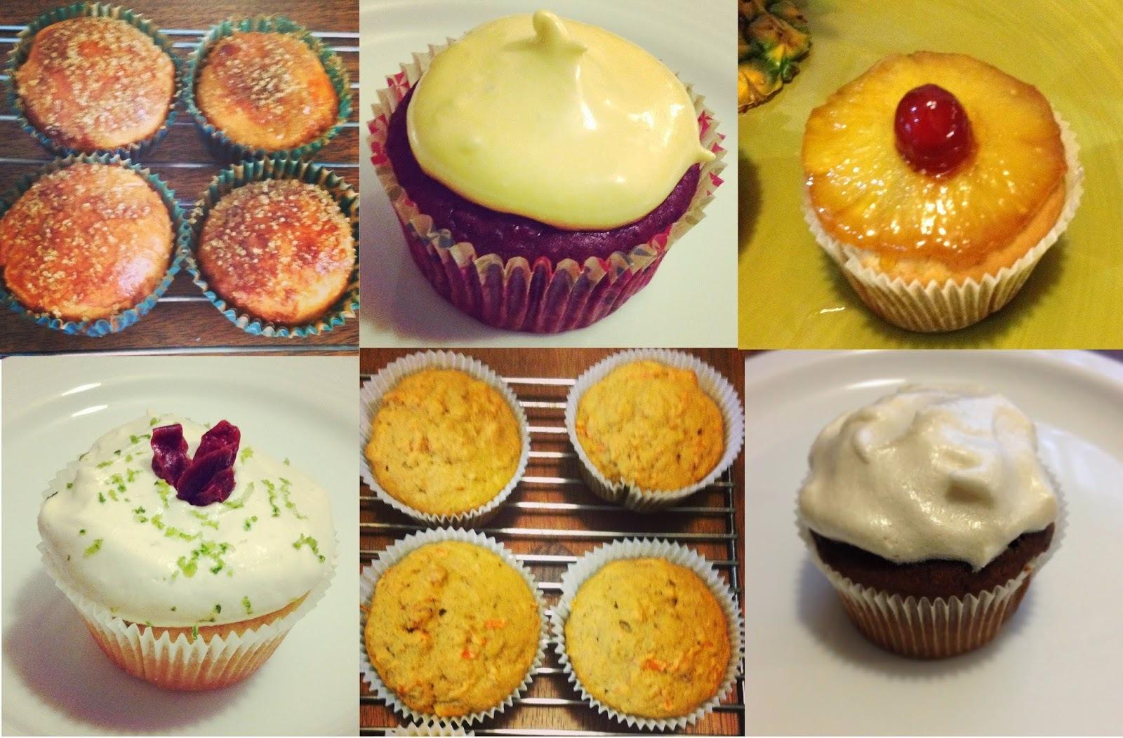 Cupcakes, Pastelitos, Ponquecitos, Quequitos...