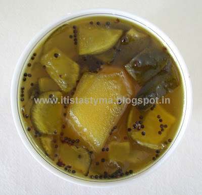 aam ki meethi chutney in hindi