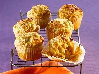 Muffins de Calabaza faciles