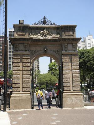 Zoo de Buenos Aires.