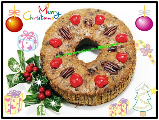 for 1kg plum cake