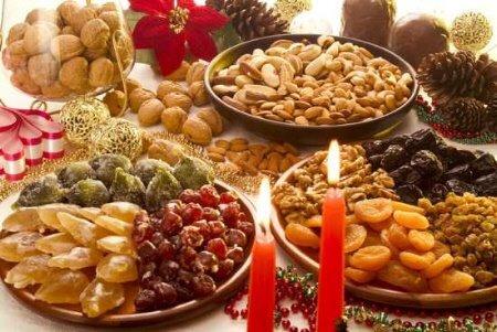 Receitas de Natal para diabéticos