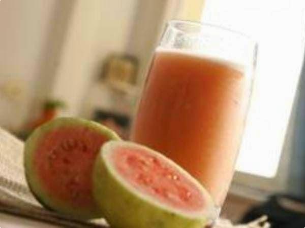Bebida Cremosa de Goiaba