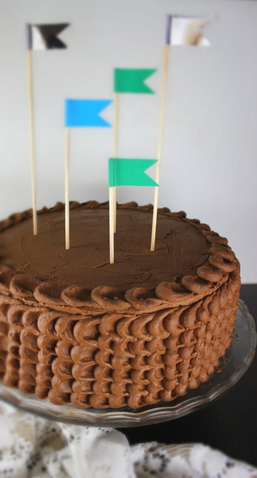 Torta od čokolade i naranče / Chocolate Orange Cake