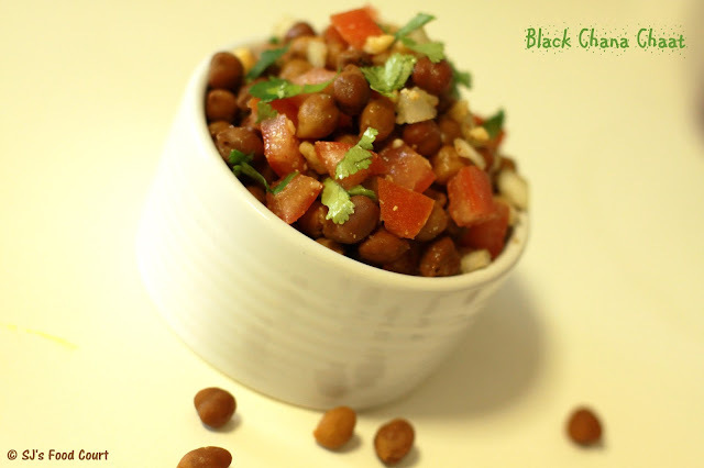Chatpati Chana Chaat