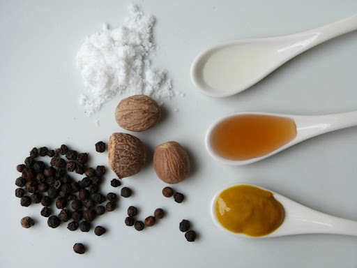 Receita - molho honey mustard (Outback inspired)