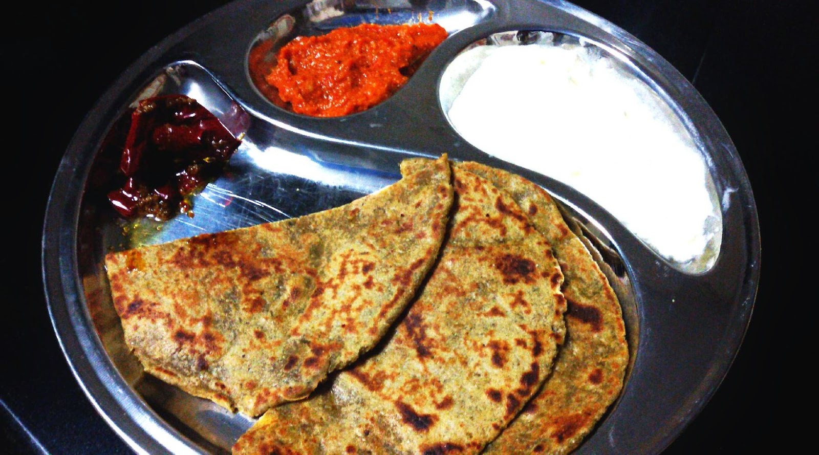 Multi-grain Thalipeeth