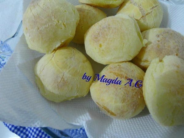 Pão de queijo: receita enviada pela Magda A.G.