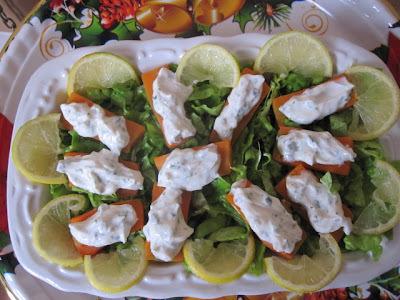 Barquetes de cenoura com ricota (vegana)