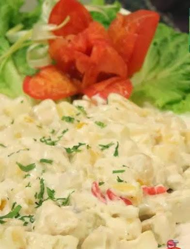 Darbari salad