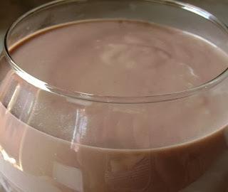 "Creme de Chocolate ""Danette"" #Terça-Feira"