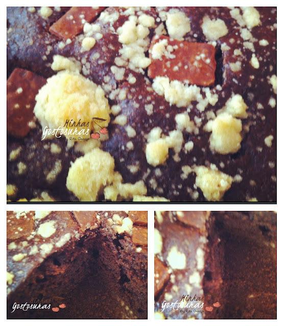 Cuca de Chocolate