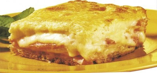 Sanduichão de Forno