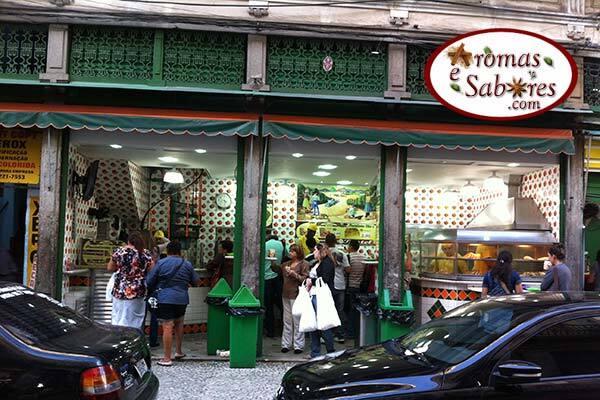 Pastelaria Chic - Onde Comer no Rio?