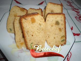 Pão de Leite Condensado  + Fibras