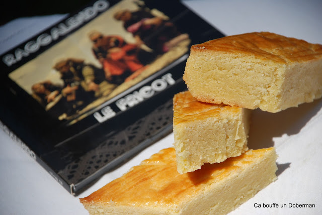 Le Gâteau Breton réussi de mamie Scarlett