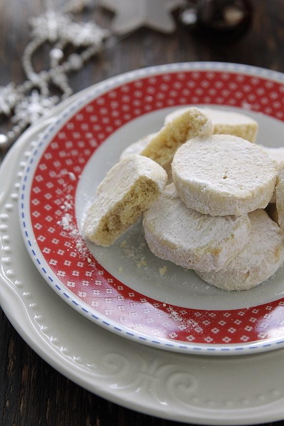 Recetas para regalar: galletitas de limón (que se disuelven en la boca)