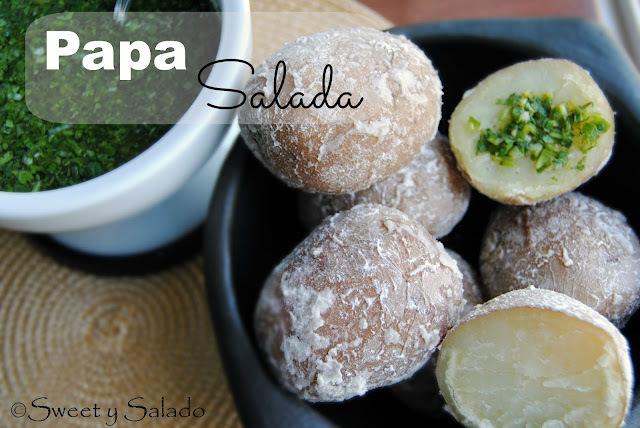 Papa Salada