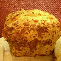 Pão de Queijo e Alho Fantástico