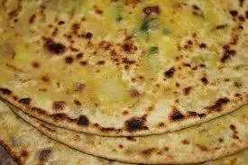Aloo Paratha - Easy to make Punjabi Aloo Paratha - Weekend Special Treat
