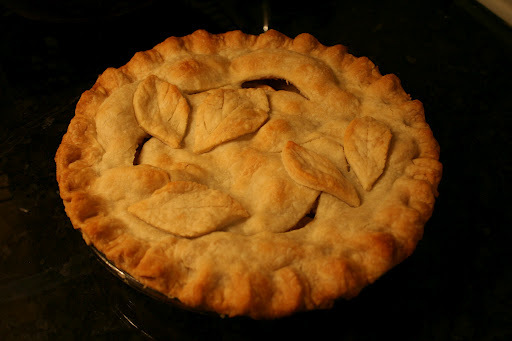 Apple Pie That Can Win A Contest