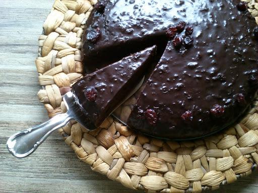 Csupacsoki torta - paleo