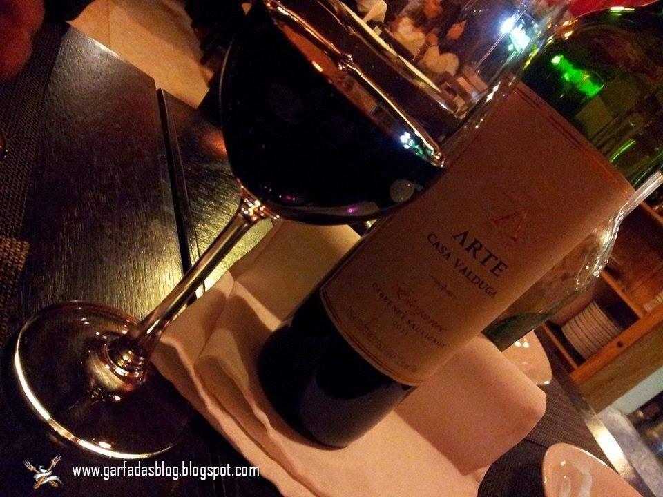 Trattoria Campione: Massas e vinhos, sempre uma excelente pedida!