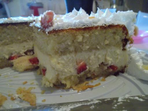 como fazer calda de morango com gelatina s sabor para recheio de bolo