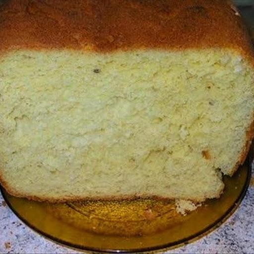 Pão Broa de Milho