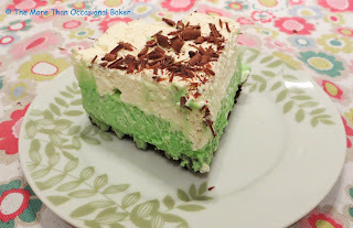 Grasshopper Pie and a review