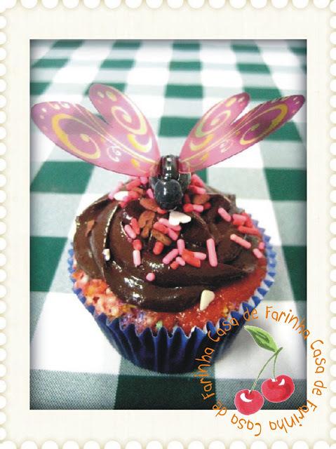 Cupcakes para adoçar as crianças