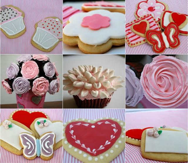 Cursos de decoración de galletas y cupcakes en Guadalajara, Jalisco