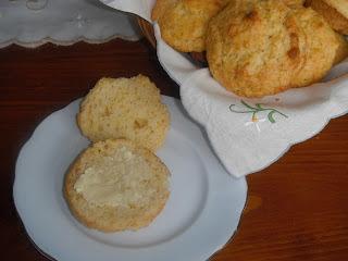 Orange Honey Muffins