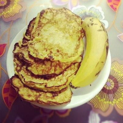 Hotcakes Primal de banana