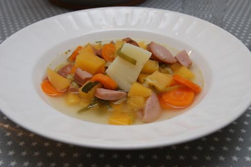 enkel suppe